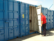 Self Storage Containers Rhyl