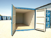 20ft & 40ft Self Storage Containers Rhyl